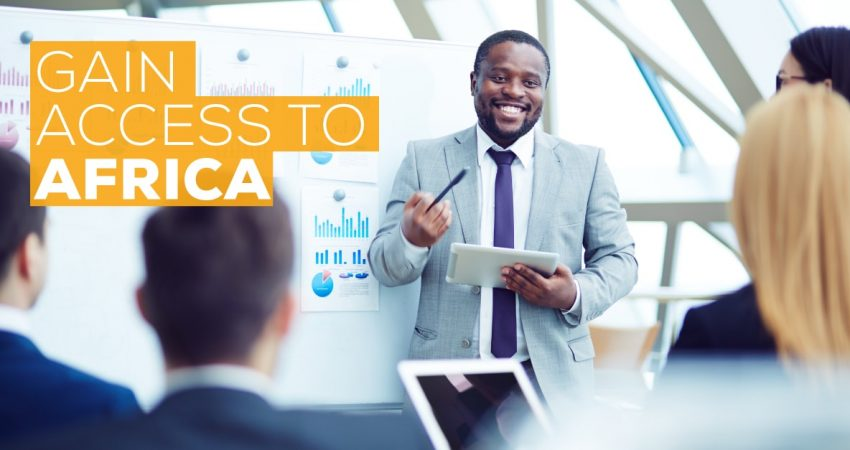 How To Gain Access To Africa