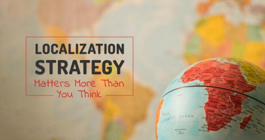 Localization Strategy