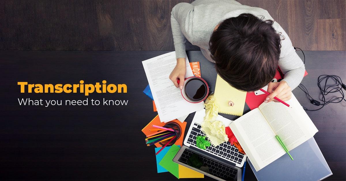 transcription services South Africa