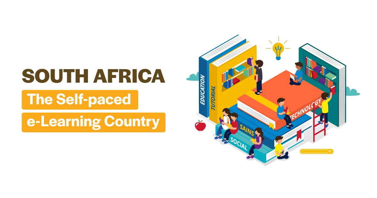 South Africa – The Self-paced e-Learning Country